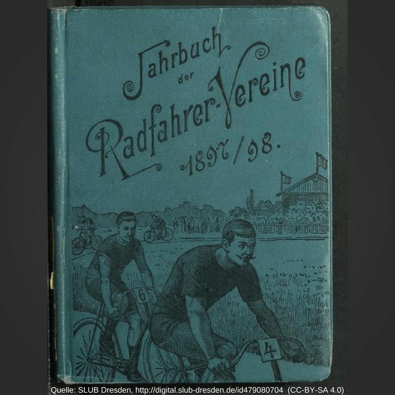 Einband - Jahrbuch_der_deutschen_Radfahrer-Vereine_1897