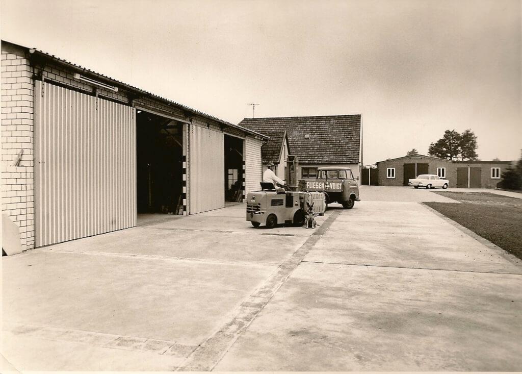 Heute vor 55 Jahren wurde der Grundstein gelegt....
