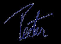Peter Unterschrift nur Peter freigestellt klein 200px