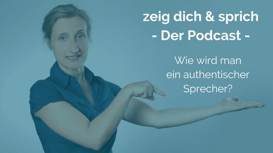 ZDUS001: Wie wird man ein authentischer Sprecher?