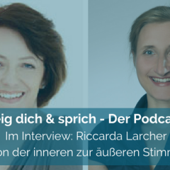 034: Interview mit Riccarda Larcher