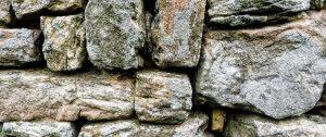 Weinberg Trockenmauer