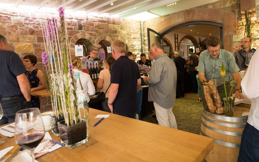 Internationale Weinprominenz trifft sich in St. Martin