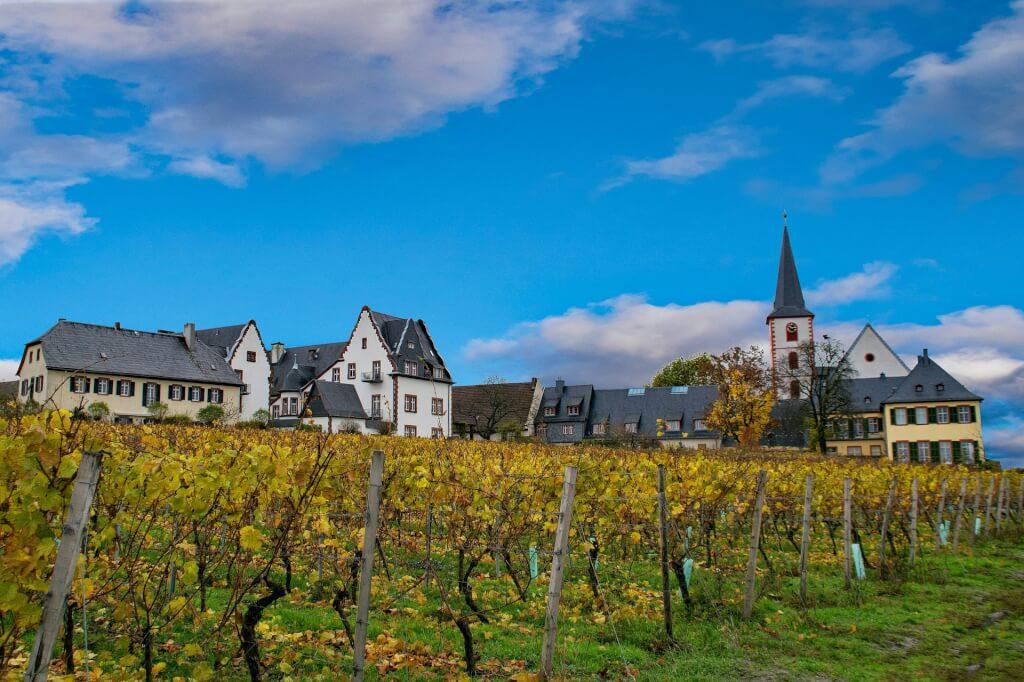 Fruchtsuesse Weine Hochheim