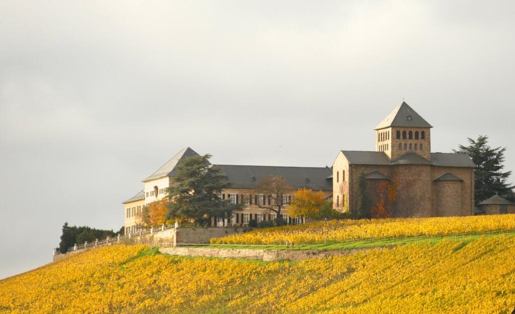 Fruchtsuesse Weine Schloss