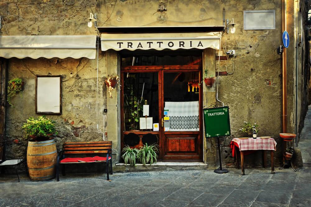 Suessweine aus Italien Trattoria