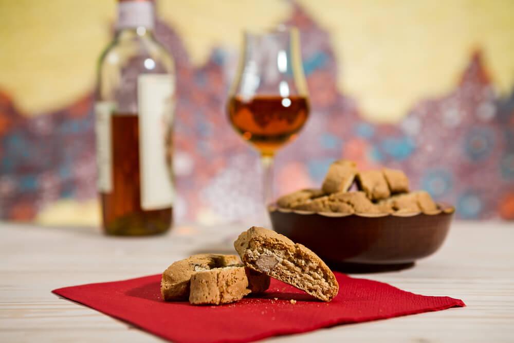 Suessweine aus Italien Vin Santo