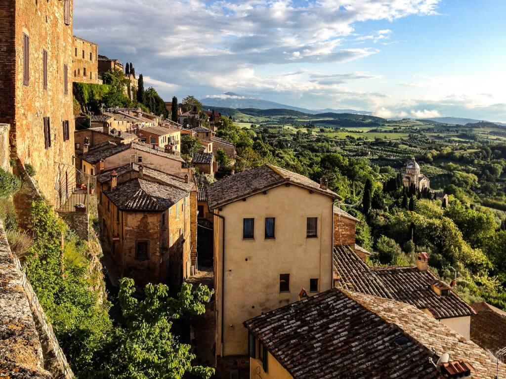 Toskana Reise montepulciano