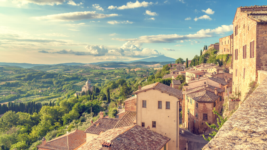 Toskana Reise Montepulciano2 2015