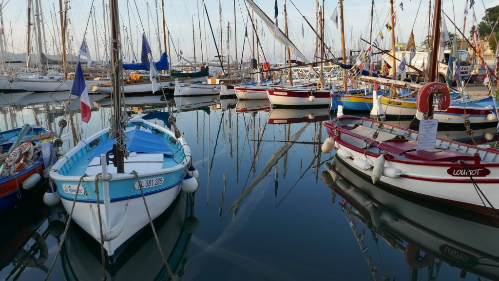 Bandol Segelboote