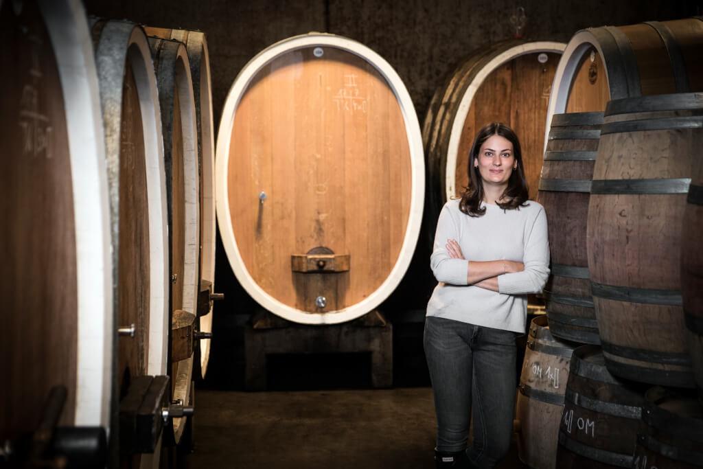 Sophie Christmann - dynamische Jungwinzerin aus der Pfalz