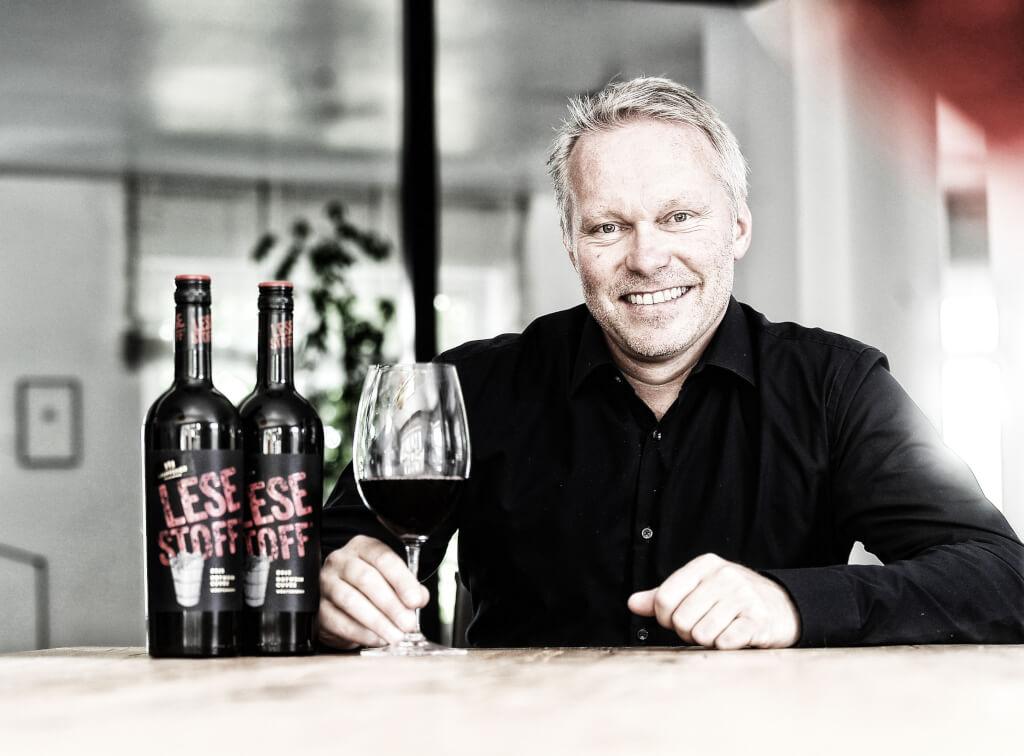 Marian Kopp - über Markt, Marke und Markierung im Wein-Business
