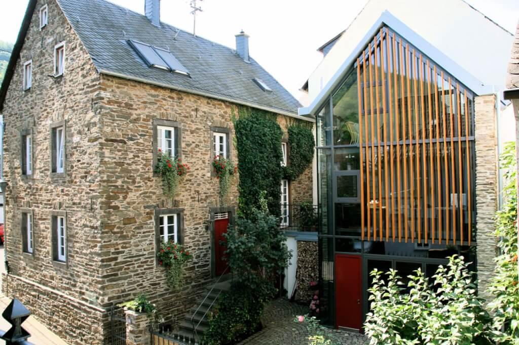 Wohnhaus und WeinWerkstatt