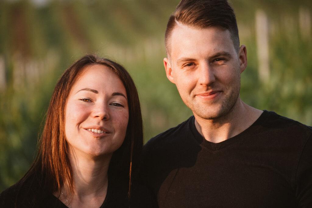 Naturwein - ein Liebesprojekt von Bianca & Daniel Schmitt