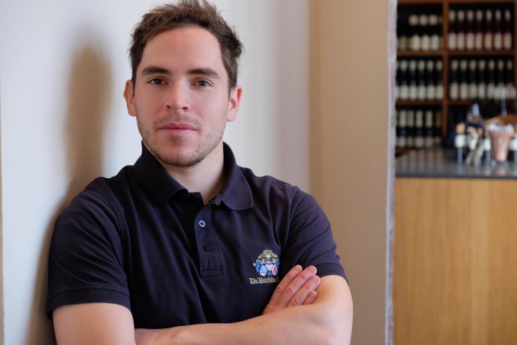 Weingut Dr. Bürklin-Wolf - der Kellermeister Nicola Libelli im Interview