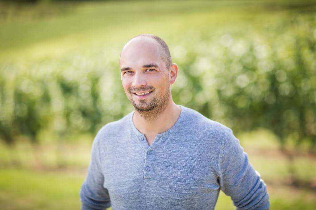 Matthias Runkel vom Weingut Bischel - anspruchsvolle Weine aus charaktervollen Weinbergen