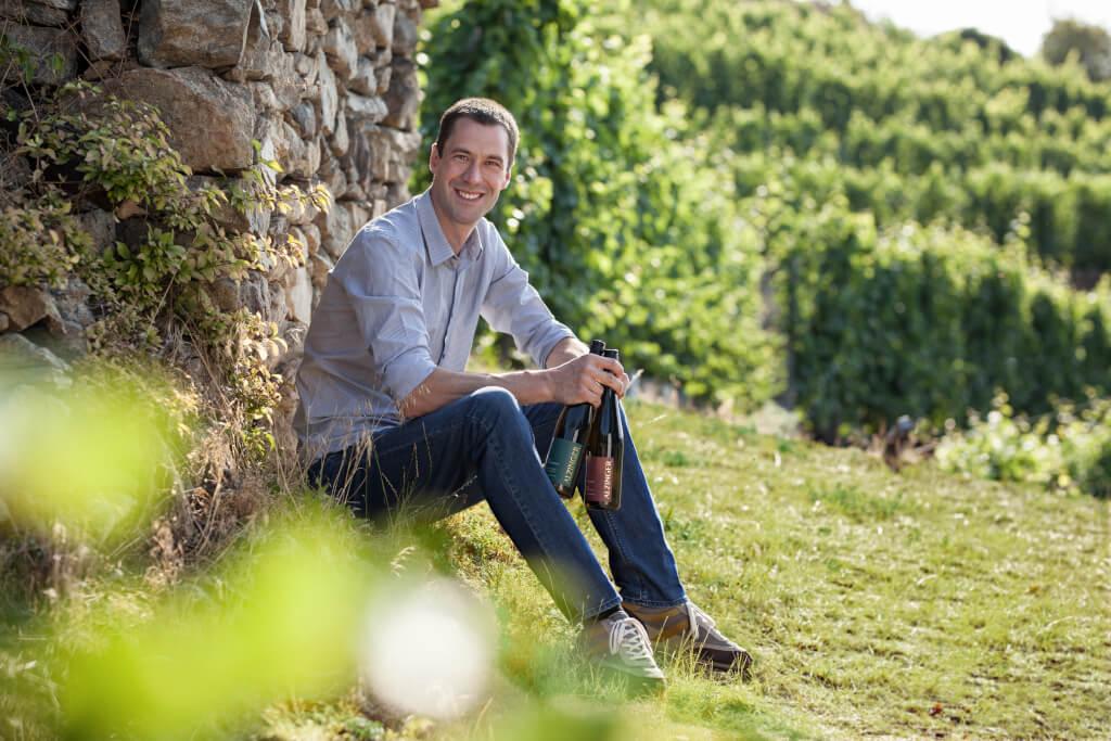 Leo Alzinger - Protagonist der kühl-eleganten Wachau