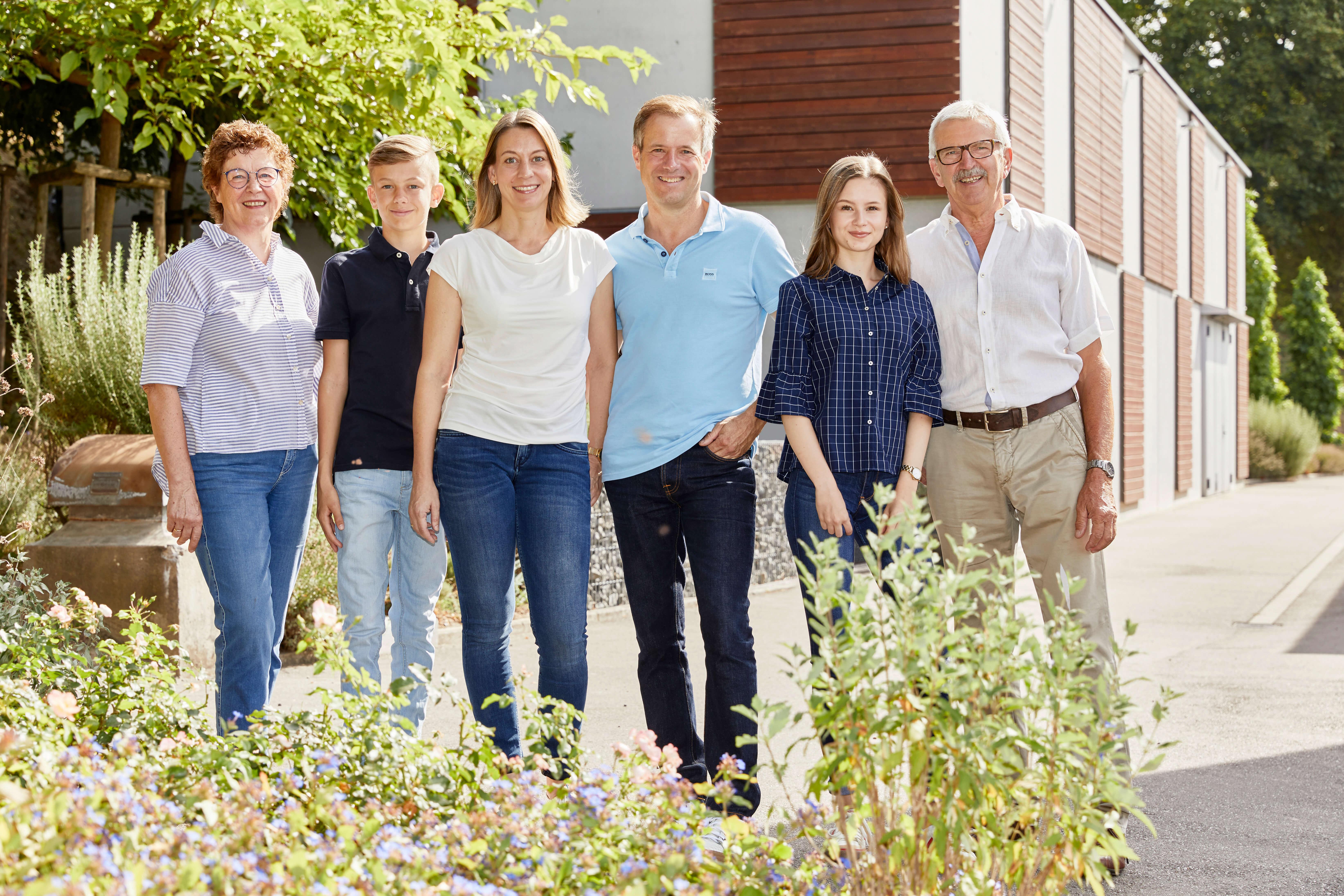 Familie Woehrle