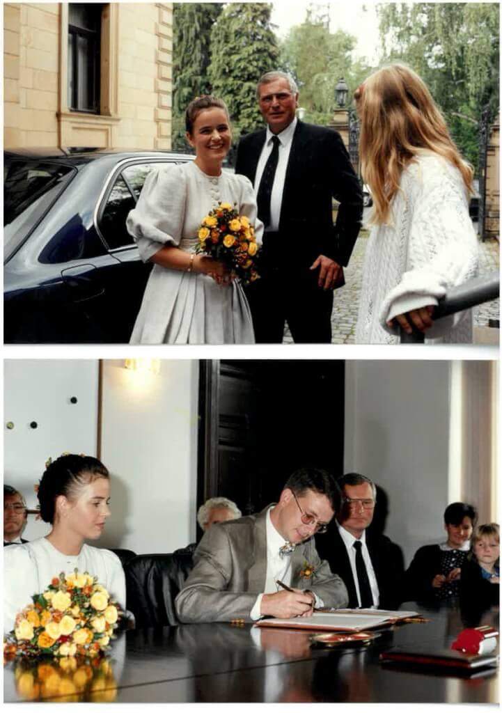 Hansjoerg Rebholz Hochzeit