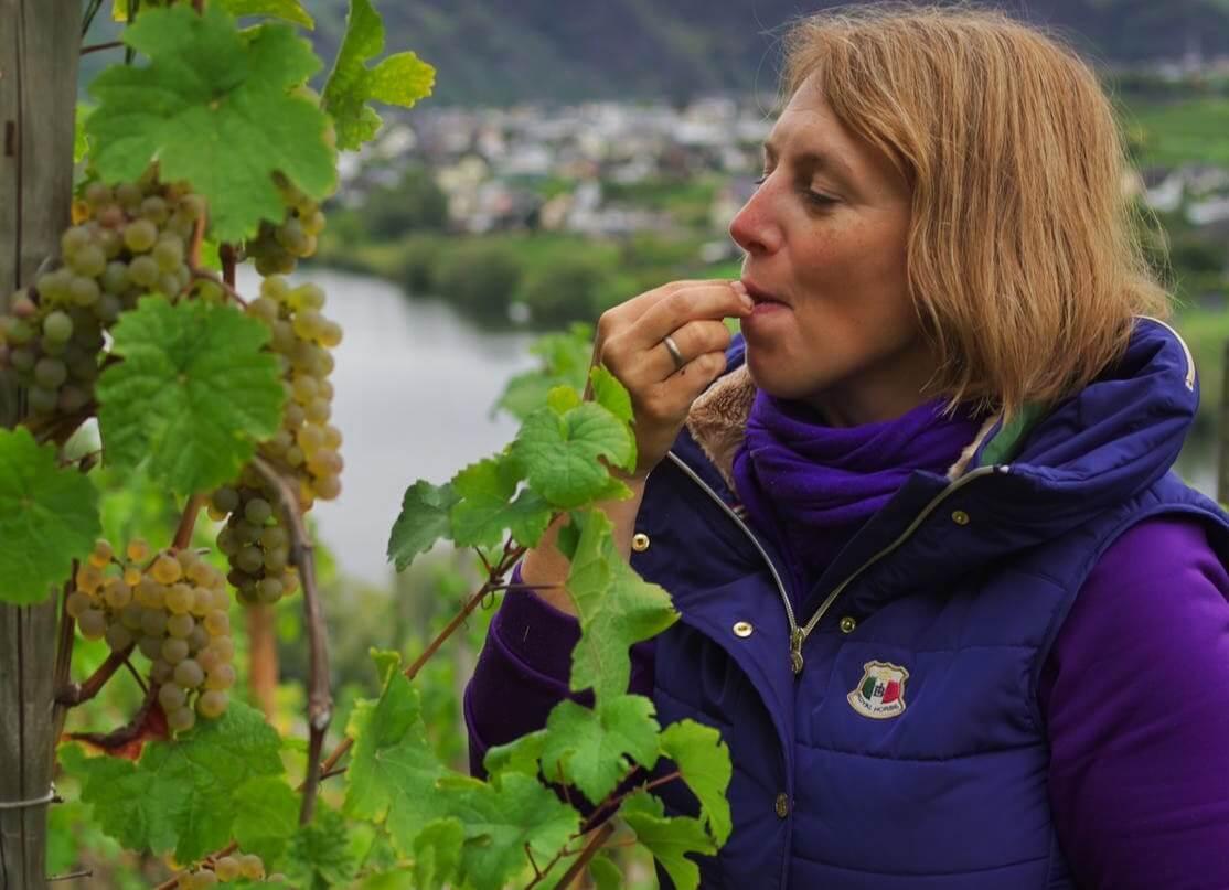 Julia Keller - das weibliche Gesicht des berühmten rheinhessischen Weinguts Keller