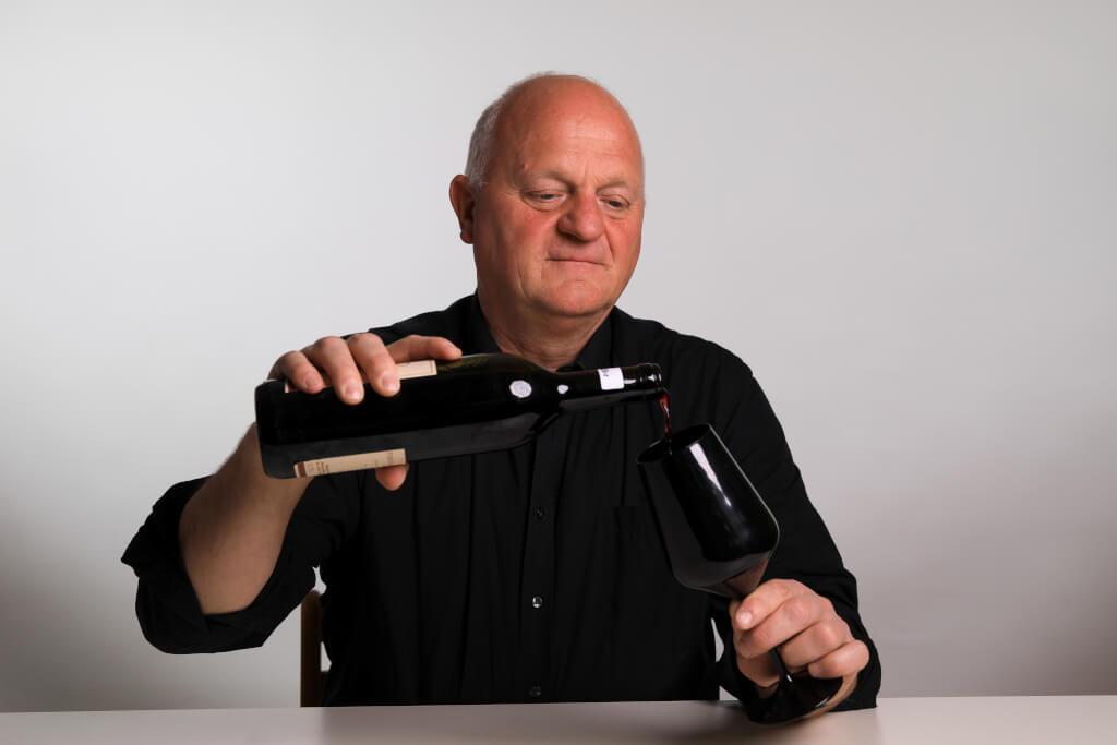 Martin Darting - Sensoriker und Sommelierausbilder
