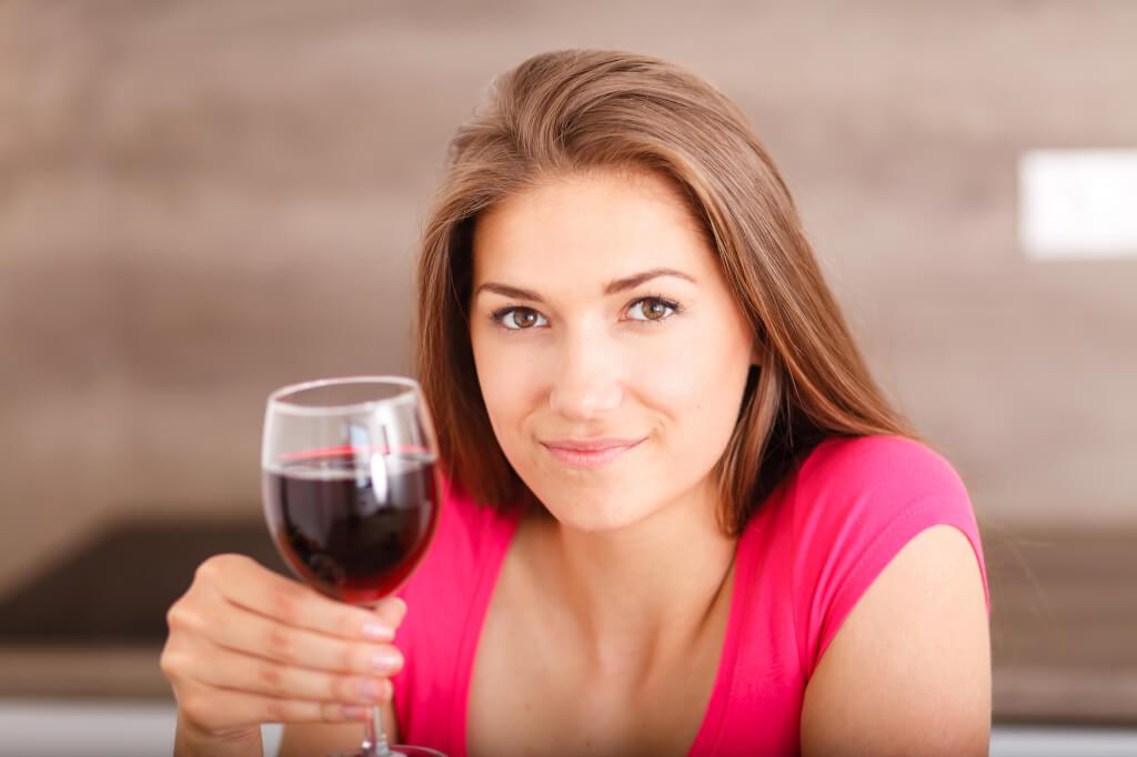 Gespuer fuer Wein Frau Rosa
