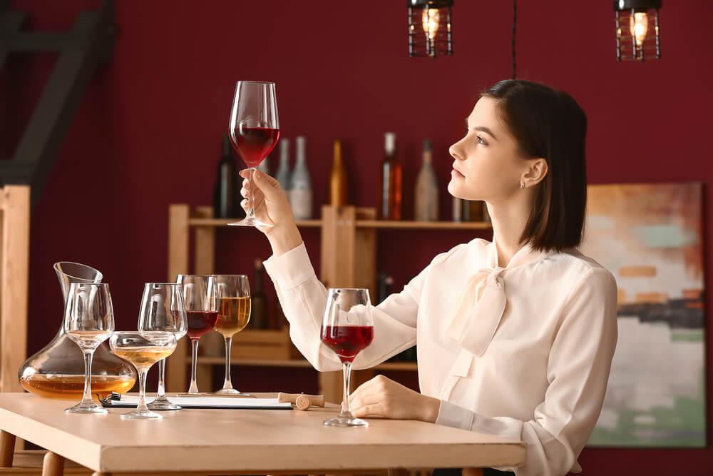 Gespuer fuer Wein Sommeliere