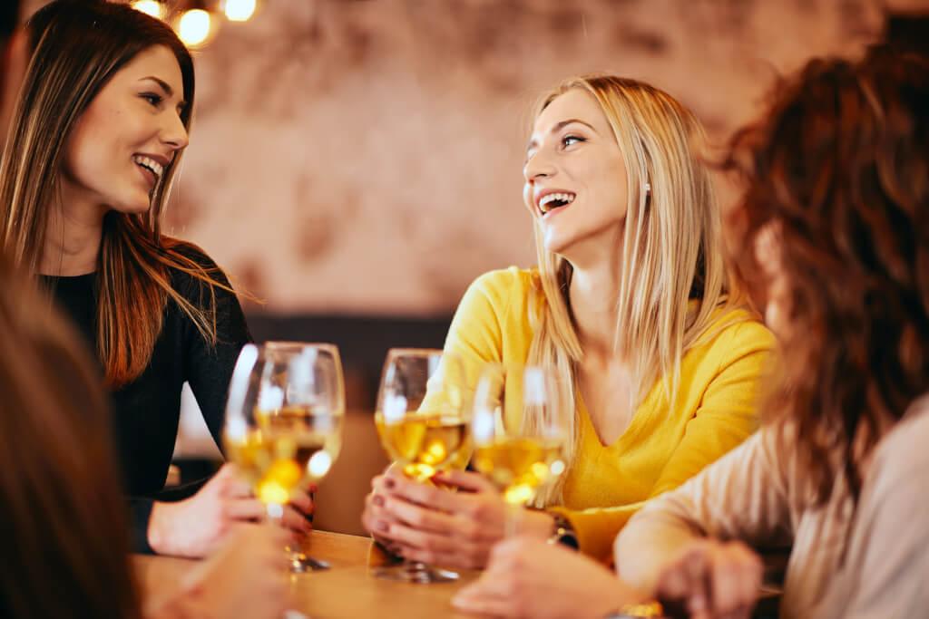 Gespuer fuer Weinqualitaet Tasting Gruppe