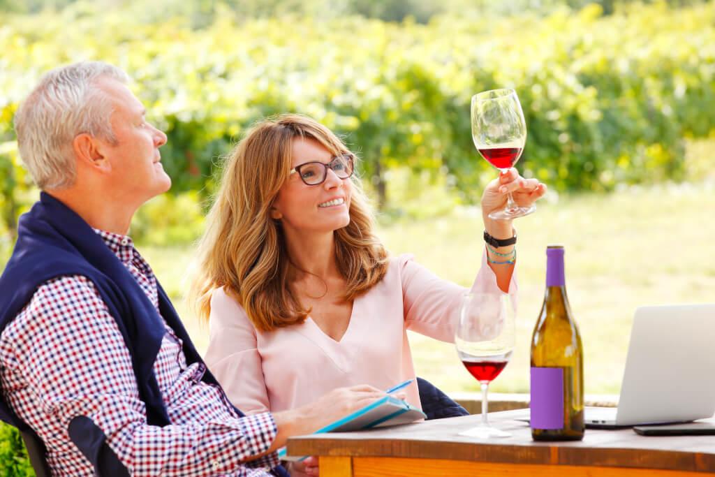 Online Weinverkostung und Online Weinparty 8