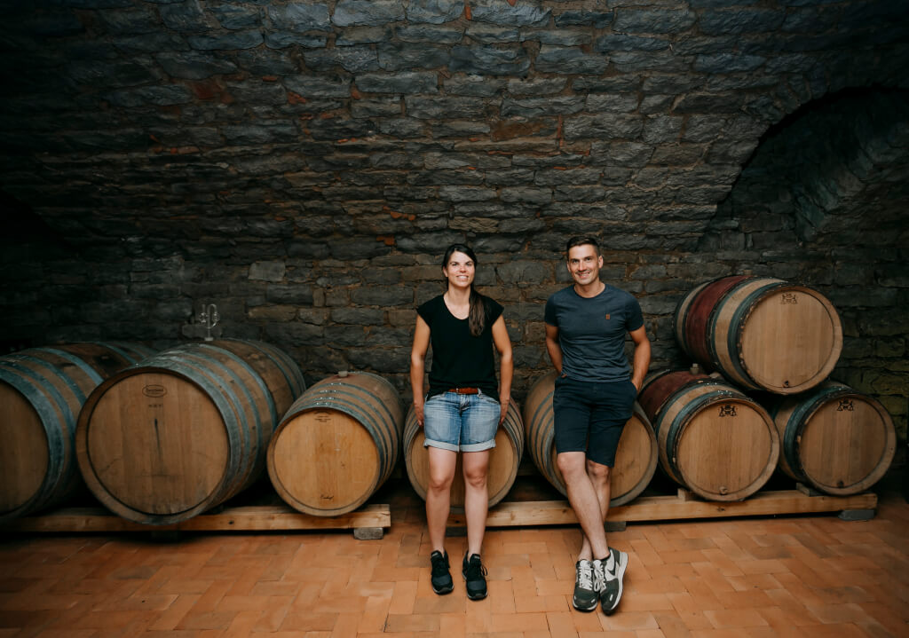 Weingut Lassak - das junge Startup präsentiert sich stilsicher und auf qualitativ hohem Niveau