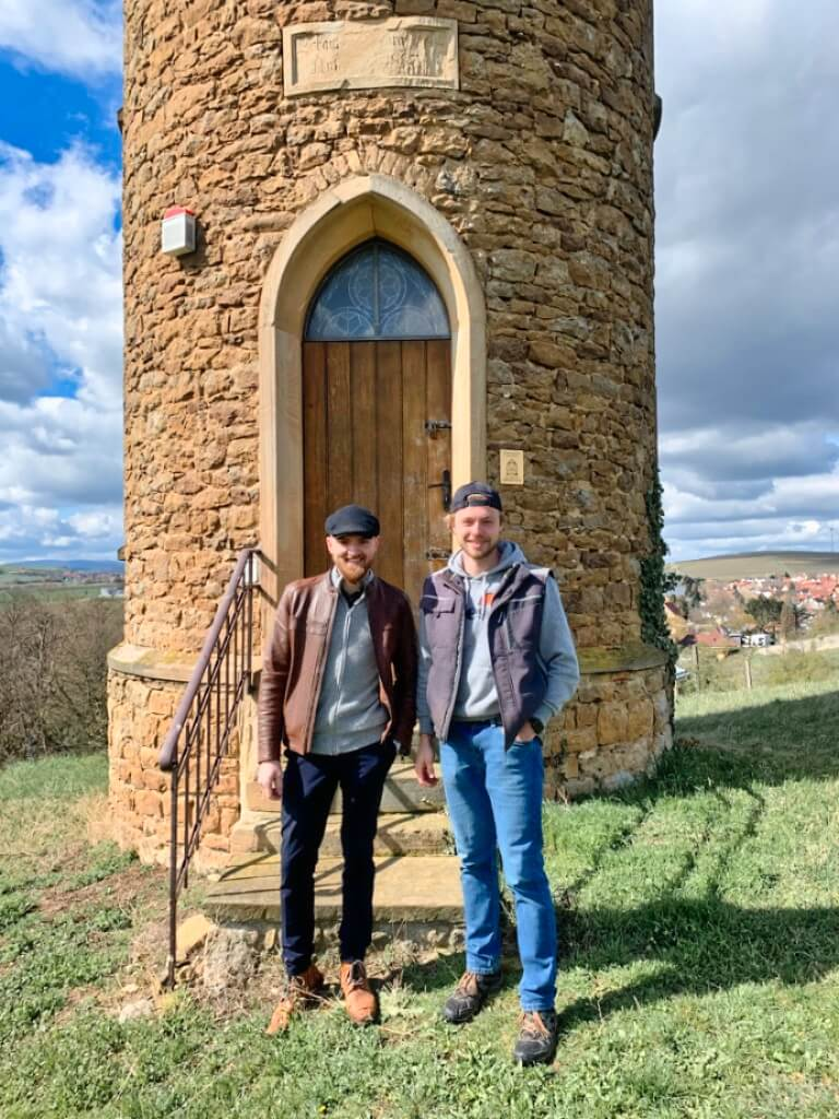 Weingut Heiligenblut Turm