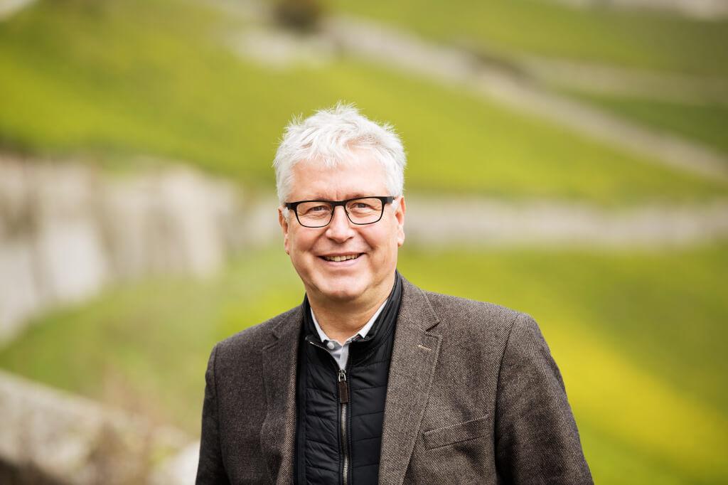 Robert Haller - weitsichtiger Stratege des Würzburger Bürgerspitals