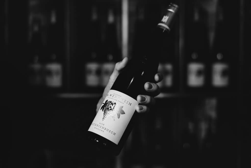 Weingut Dr. Wehrheim Flasche