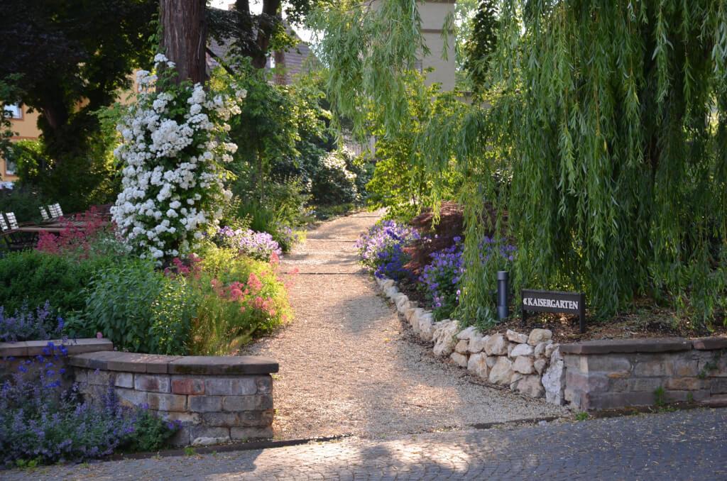 von winning Garten