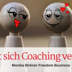 [UPDATE] Wie lässt sich Coaching verkaufen? – Signature System als Hilfe