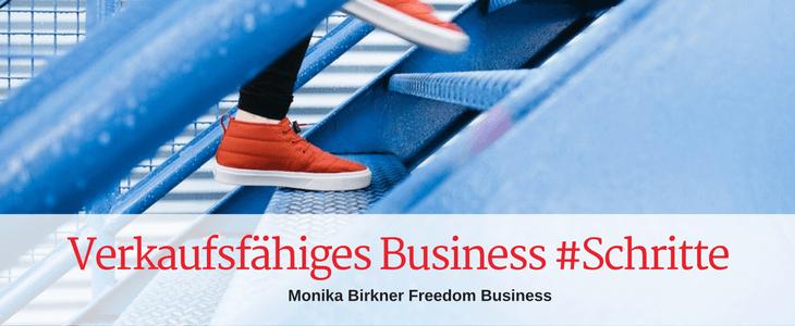 Verkaufsfähiges Business: Die richtigen Schritte zur richtigen Zeit