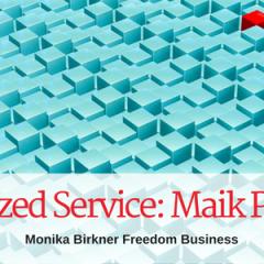 """Productized Service als Alternative zum Tausch """"Zeit-gegen-Geld"""" – Interview mit Maik Pfingsten"""