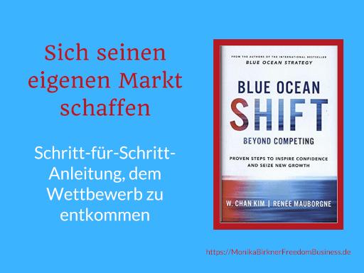 Buchtipps BlueOceanShift