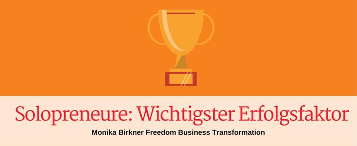 Commitment schlägt Leidenschaft: Der wichtigste Erfolgsfaktor für Solopreneure