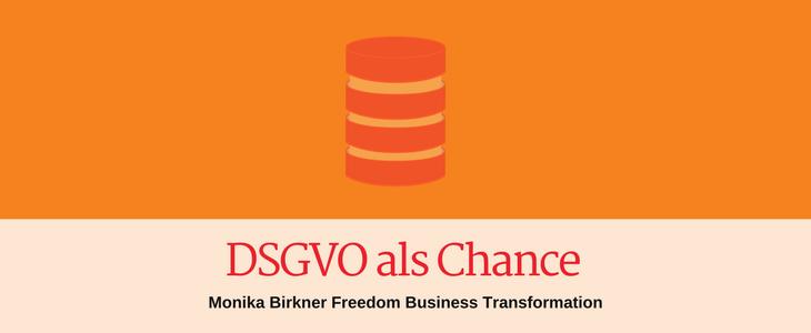 [UPDATE] DSGVO: Chance statt Schreckgespenst
