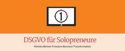 DSGVO: Ihr Fahrplan für den Endspurt