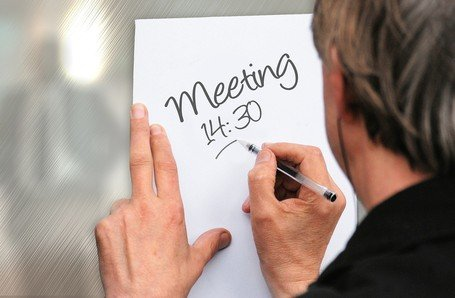 So planst du eine sinnvolle Sitzung