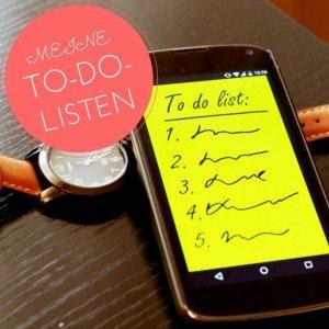 To-Do-Listen