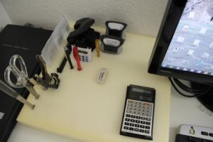 Ordnung auf dem Schreibtisch – eine Anleitung