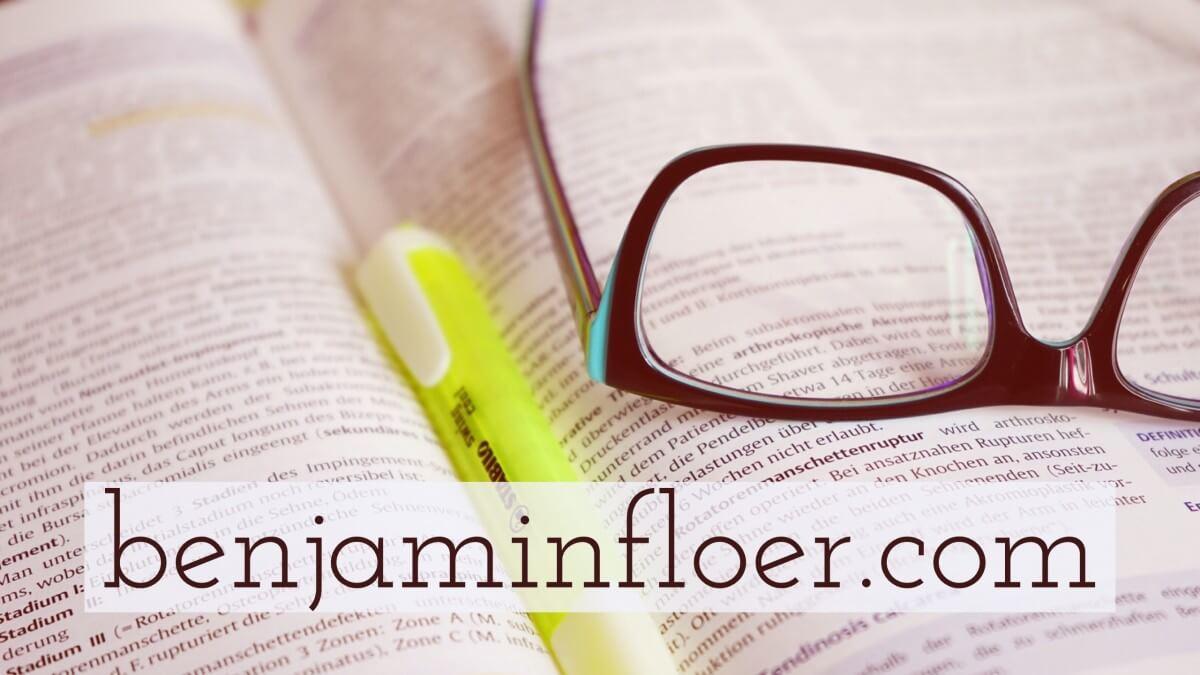 Warum Lesen reine Zeitverschwendung ist
