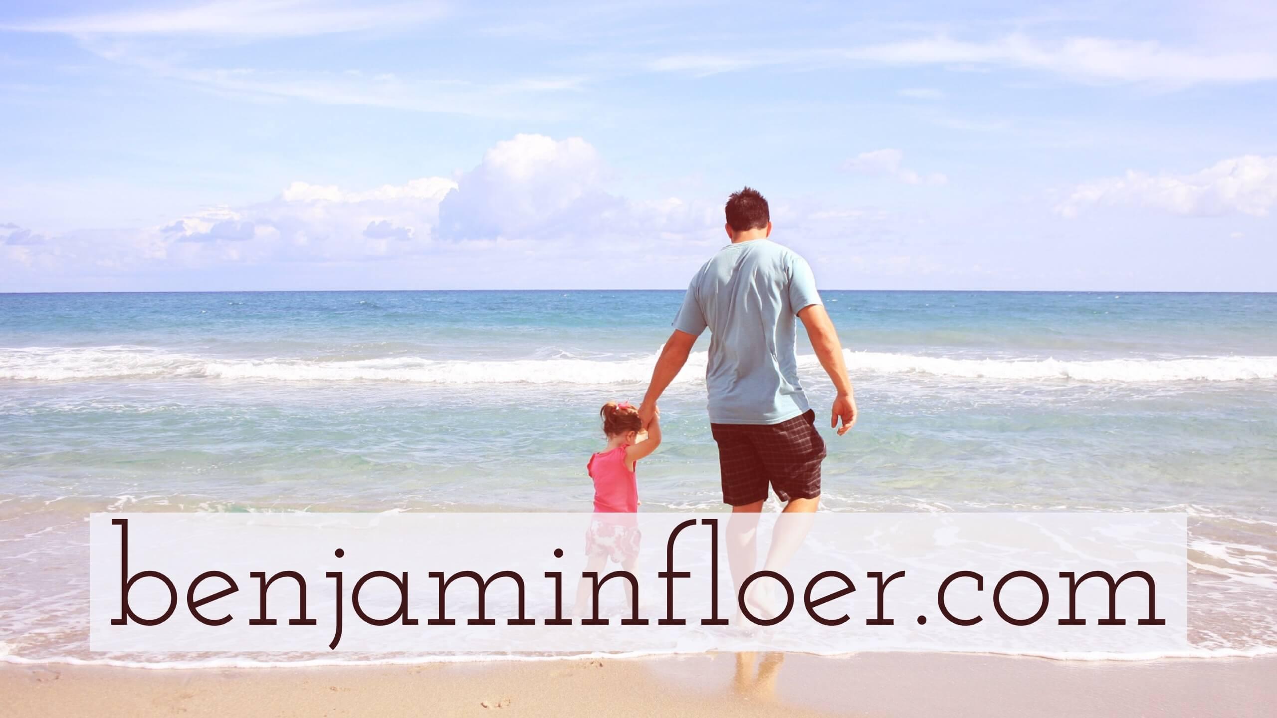 Hast du schon mal von einem Vater gehört, der viel Zeit mit seinen Kindern verbringt - und dabei seinen Beruf liebt?