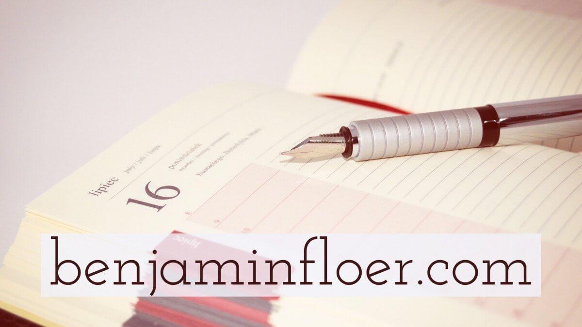 Checkliste Wochenplanung