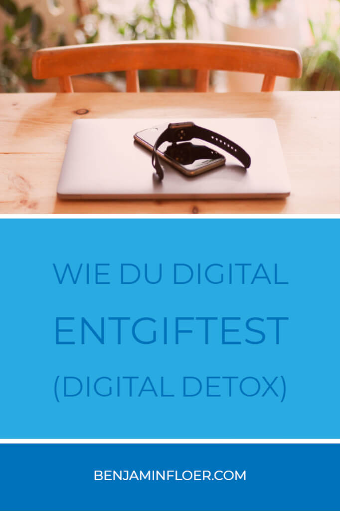 Wie du digital entgiftest (Digital Detox)