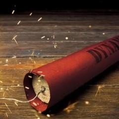 Kann man Sehnenbeschwerden mit Sprengstoff behandeln ?