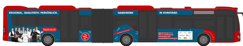 Bus Einstiegsseite